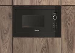 Built-in Brandt Microwave - Black